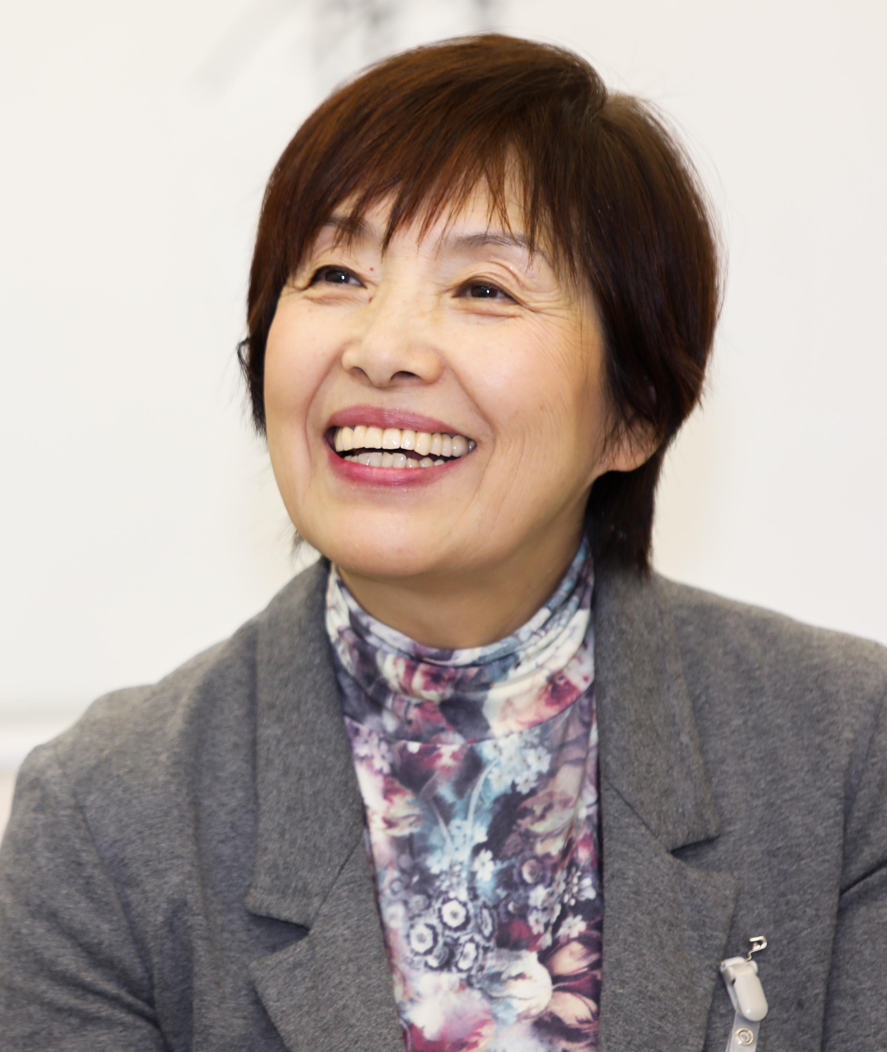中野満知子